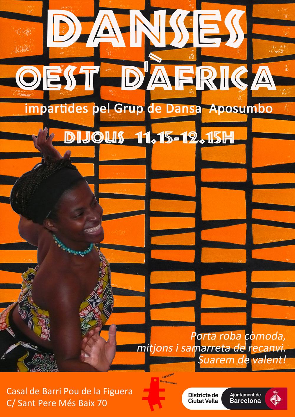 Danses de l'Oest d'Àfrica