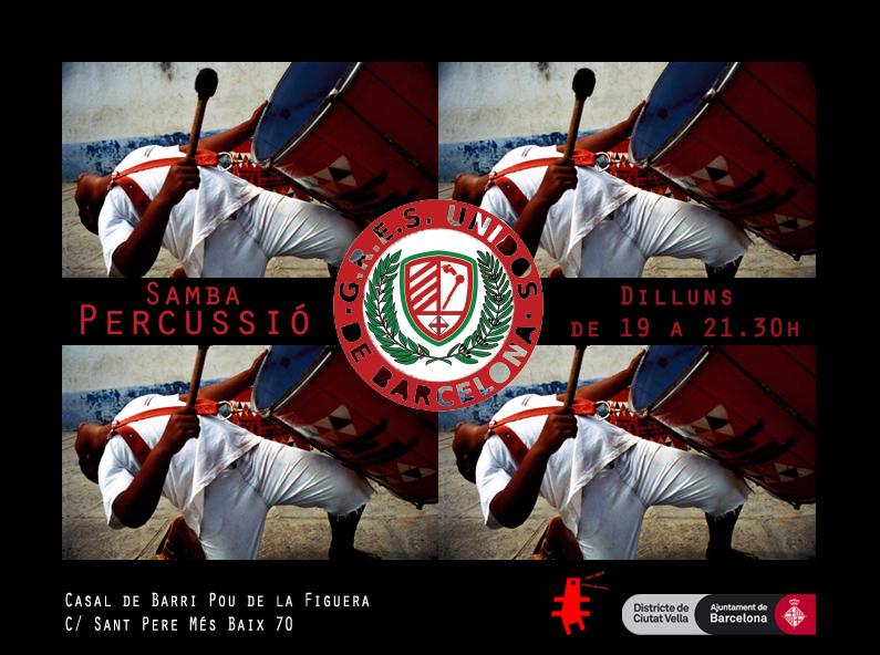 Percussió Samba