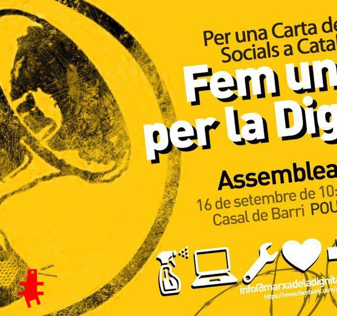 Assemblea General de les Marxes per a la Dignitat