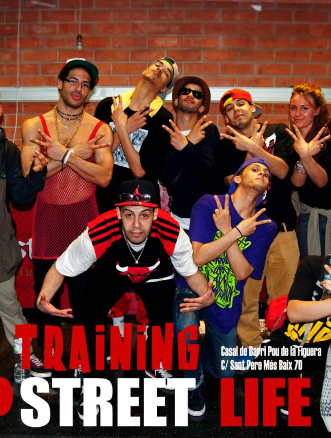 Hip hop Training