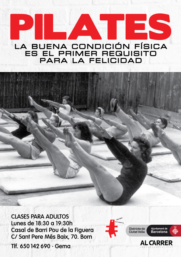 Pilates per adults
