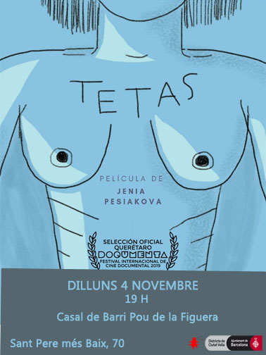 Documental TETAS