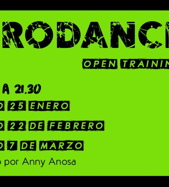 Afrodance Open Training