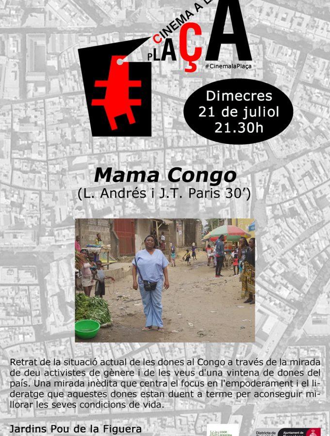 Cinema a la Plaça: Mama Congo